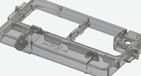 hp frame rendered component