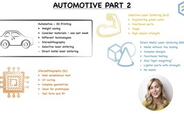 Automotive Part 2