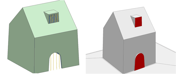 Illustration of moulding a box
