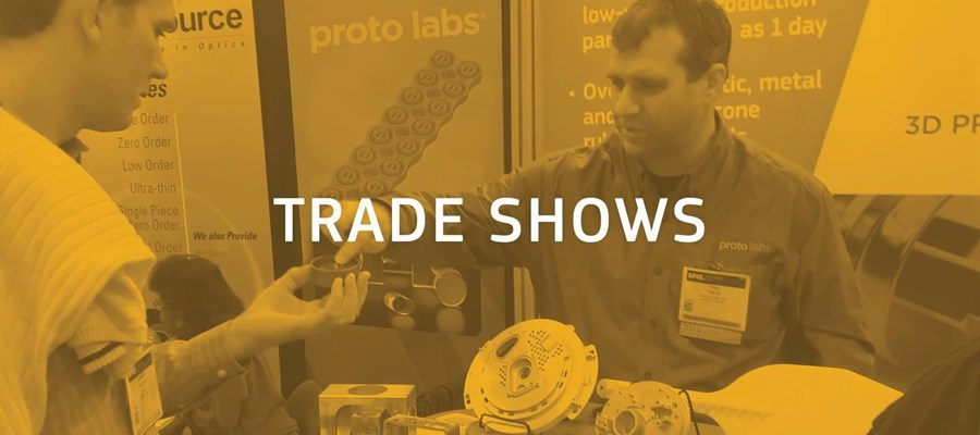 Proto Labs at Inside 3D Printing expo